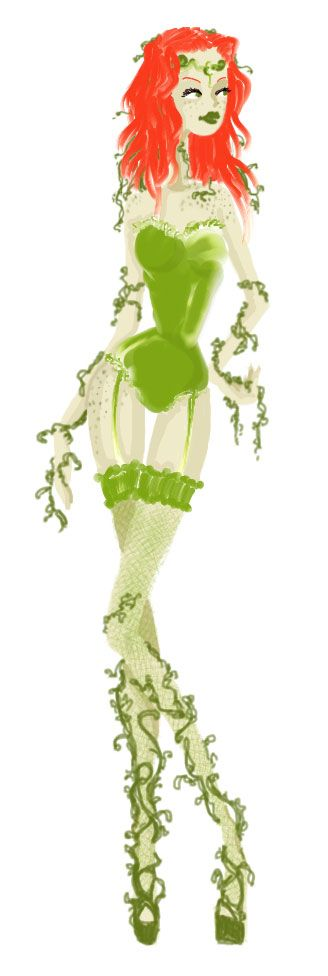Poison Ivy  par CREALI