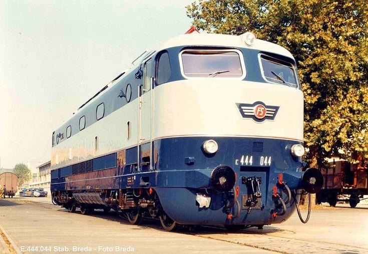 Locomotore E 444