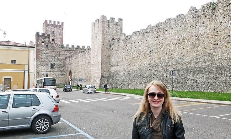A muralha de Marostica