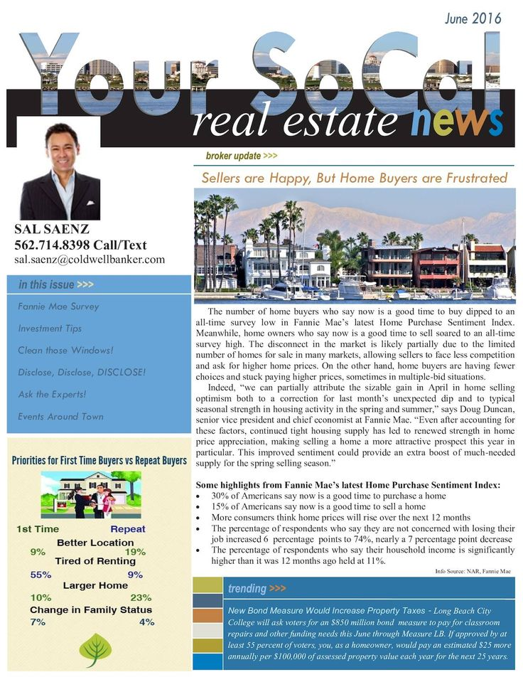 Best Newsletters  Property Bulletins Images On