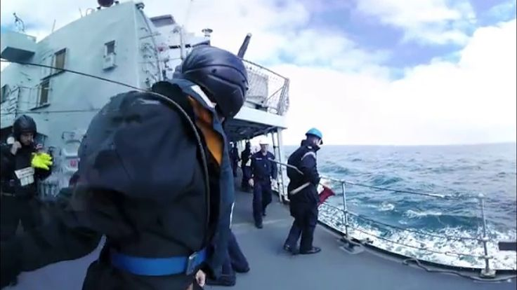 THREE SIX ZERO - A British Royal Navy VR Experience