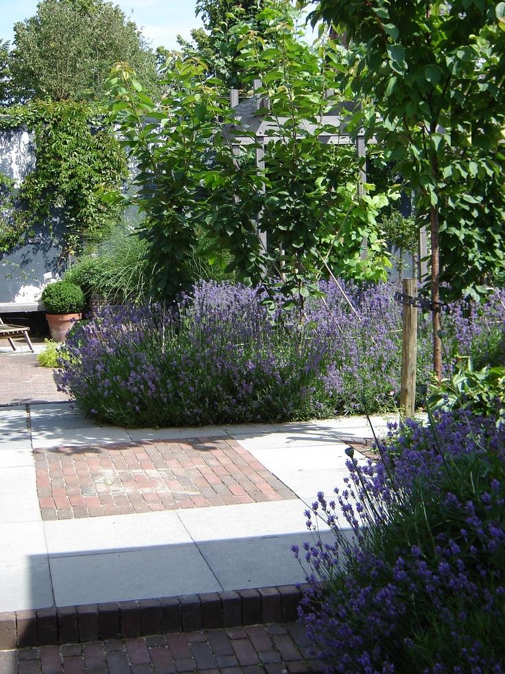 Romantische tuin tuin pinterest tuin tuinen en tuin idee n - Tuin ideeen ...