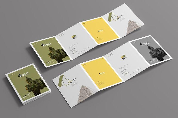 165 Brochure Mockups Big Bundle Brochure Brochures Mockups Brochure Design Template