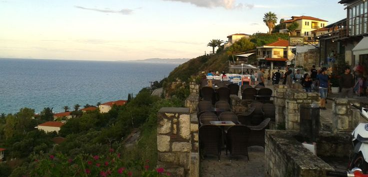Traditional village of Afitos (Athitos) Kassandra #Halkidiki #Greece