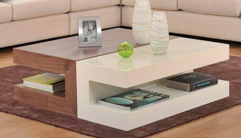Como hacer mesas de centro minimalistas - Imagui