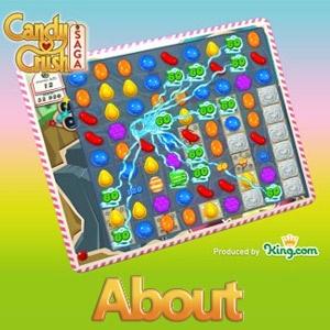 About Candy Crush Saga
