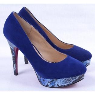 Pantofi de Dama Dancing Queen Blue http://www.goldenware.ro/Pantofi-Dama/Pantofi-de-Dama-Dancing-Queen-Blue