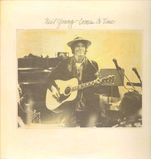 Neil Young - Comes A Time (Vinyl, LP, Album) at Discogs  1978