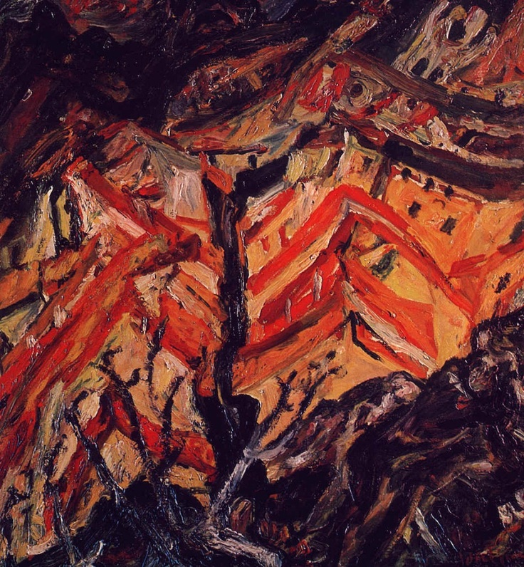 Art - Chaïm Soutine: Order out of Chaos |