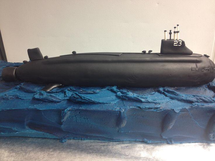 Submarine Cakes How To Make