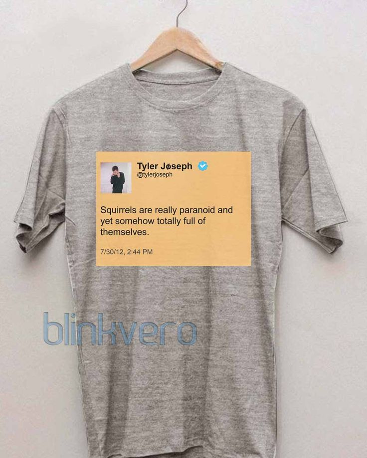 Tyler joseph tweet awesome funny unisex tshirt tanktop adult //Price: $10 & FREE Shipping //     #shirts