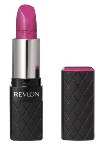 Revlon ColourBurst lipstick in Fuschia. For spring 2012    I wear this a lot, it's a beautiful rich pink and the colour lasts!