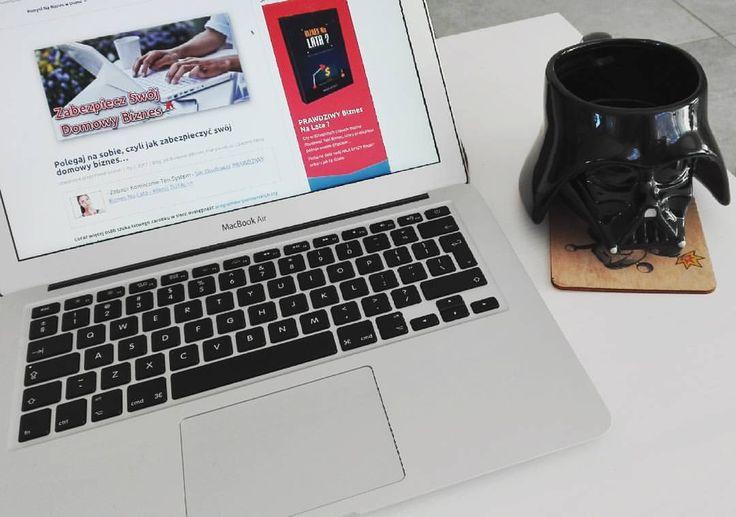Czas na #kawę i do #pracy 😁