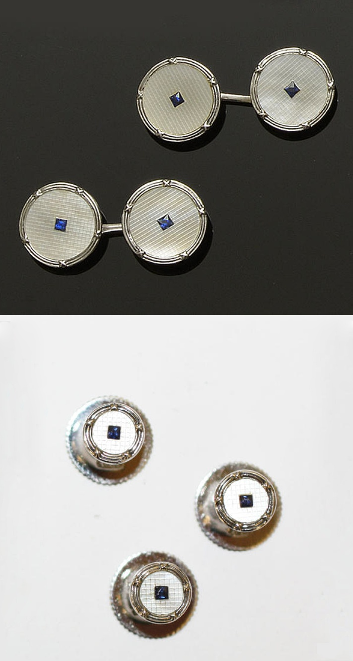 image stud earrings pear small womens from mens sapphire gold white