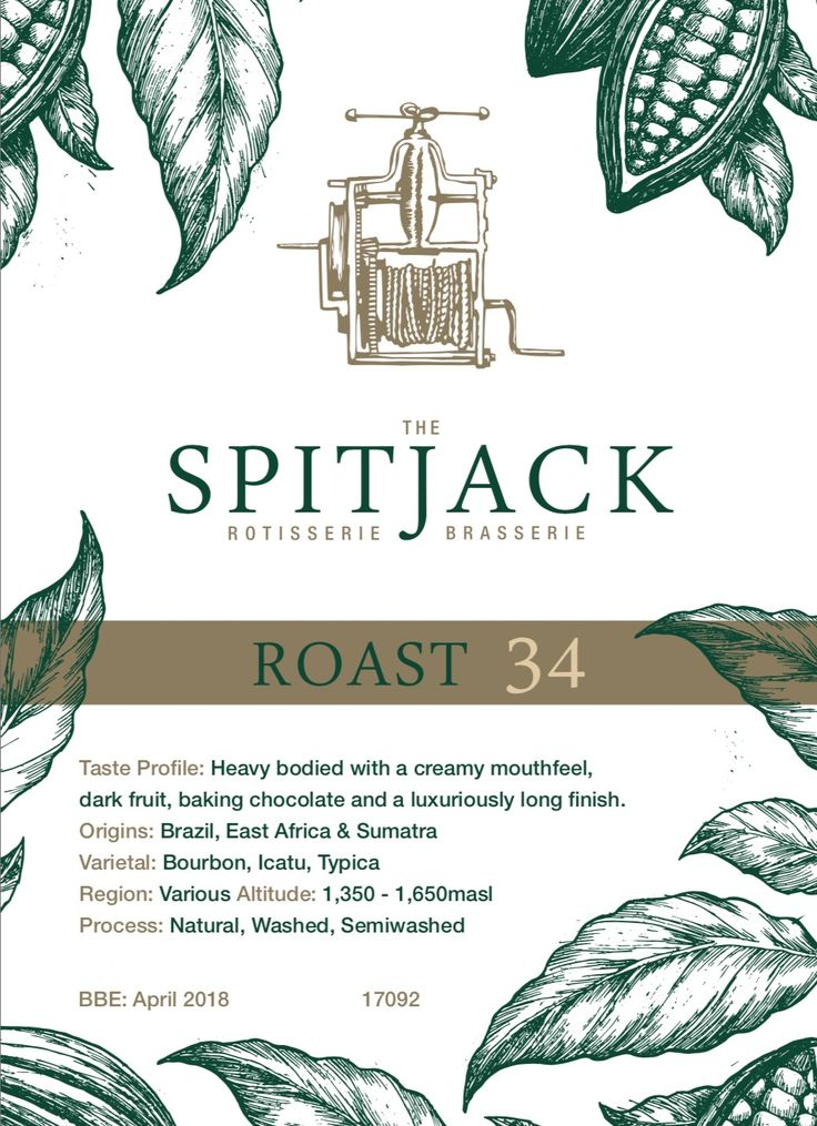 The SpitJack Rotisserie Restaurant is delighted to introduce its own coffee blend named Roast 34!   #rotisserie #restaurant #coffeeblend #coffeelovers #coffeemakeseveryonesday #details #Roast34 #openingsoon