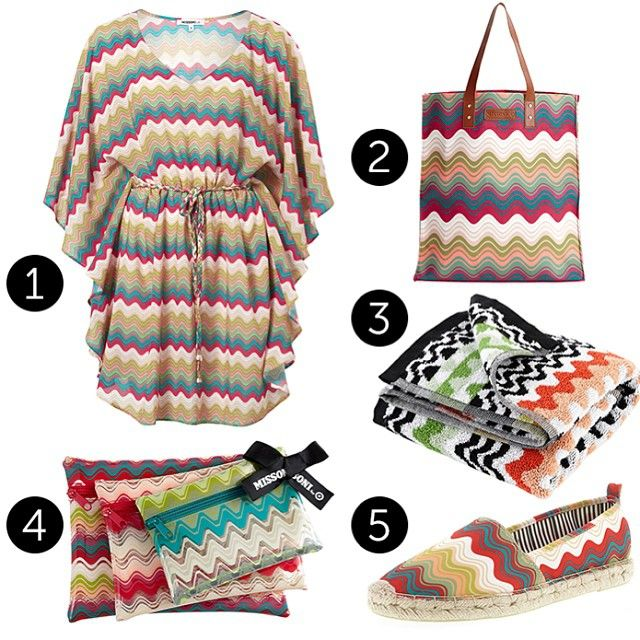 The long awaited #MissoniforTargetAus collection is only 1 sleep away, launching 8am AEDT online and in 61 stores nationwide. Thousands of customers have their wish lists ready to go, here are their top 5 products from the range. Is your shopping list ready - www.target.com.au/missoni #missoni