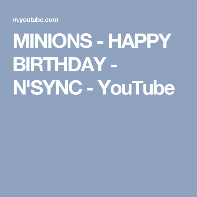 17 Best Ideas About Happy Birthday Minions On Pinterest