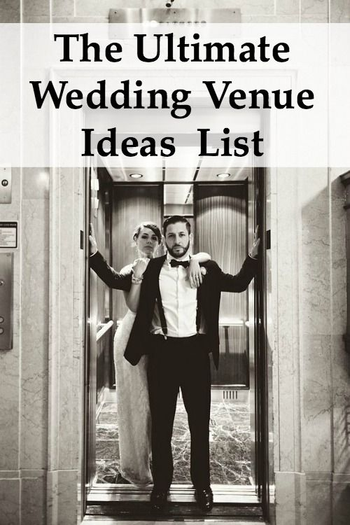This wedding venue pro and con list is super helpful!
