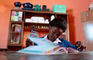 La vida escolar de los niños y niñas del Mundo