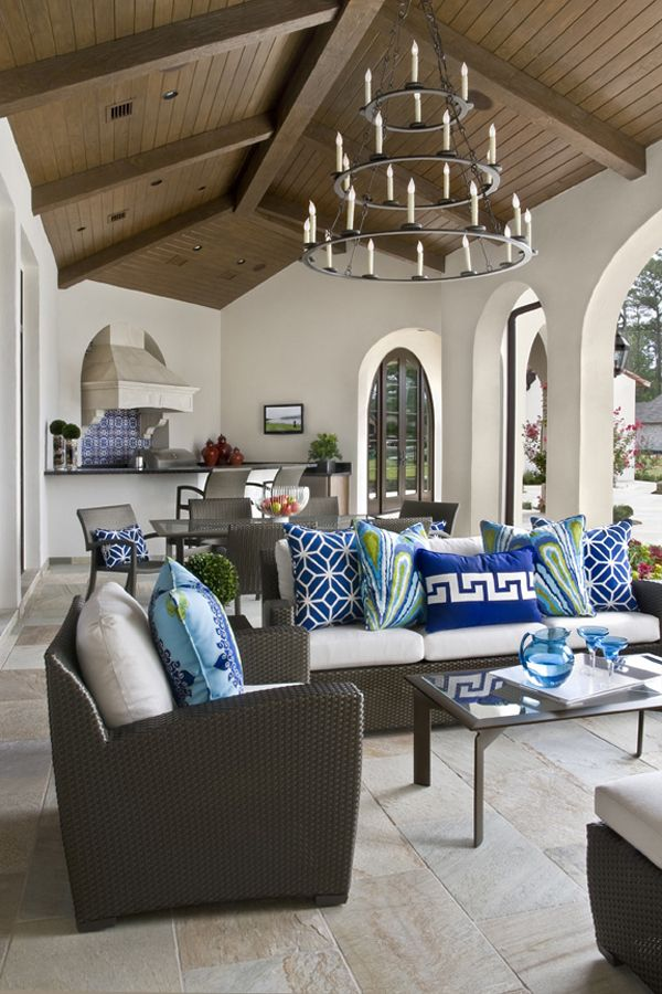 House of Turquoise:  Trina Turk for Schumacher | Sheila Lyon Interiors