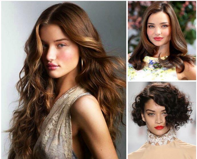 Günlük 16 Dalgalı Saç Modelleri