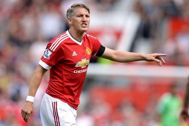 Lawan West Ham, Schweinsteiger Duduk di Bench untuk Pertama Kali