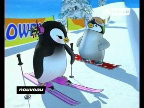 Pigloo - Moi j'aime skier - YouTube