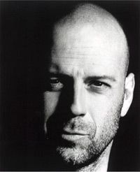 Bruce Willis - Don't judge me. He can be as old and bald as he wants. I still love him.