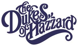 The Dukes of Hazzard™ logo vector - Download in AI vector format