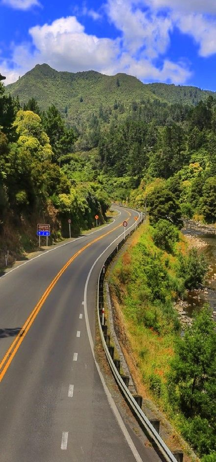 Karangahake Gorge, Waikino, btw the Coromandel & Kaimai Ranges, The North Island, New Zealand