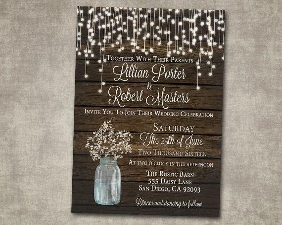 Mas de 25 ideas increibles sobre temas de boda de girasol for Wedding invitation printing prices