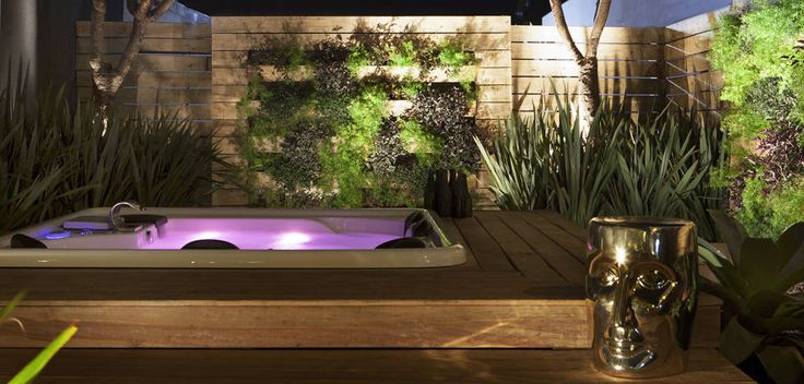 14 amazing pools and spas for tiny spaces (From Izelle du Pisanie)