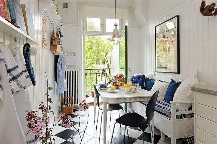 Modern Country Kitchen | Beautiful+Modern+Apartment+with+Amazing+Kitchen+in+Sweden+kitchen.jpg