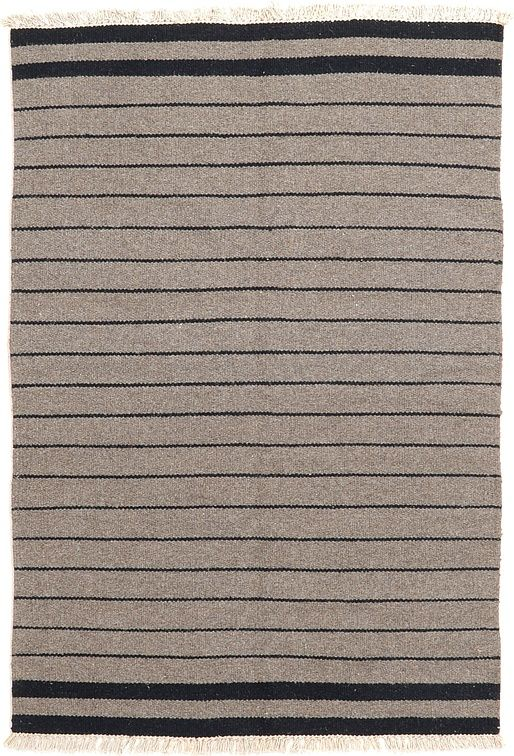 132cm x 193cm Brown Kilim Dhurrie Area Rugs. $116 + free delivery