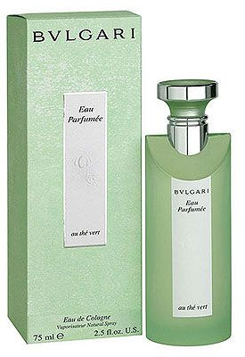 "Eau Parfumee au Thé Vert Bvlgari perfume - a fragrance for women and men Another case of ""love at first sniff"". … can only get it online. So worth it!"