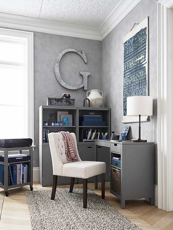 Little homes, meet big style. Pottery Barn's latest home decor collection aims to maximize the function of your smallest spaces, all while maintaining the quality and detail you love.
