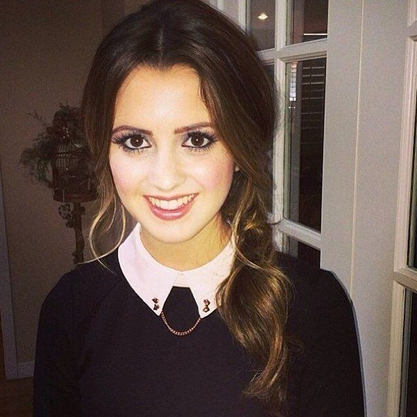 The beautiful laura marano