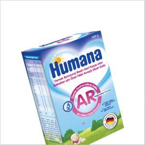 Bebek Sütü, Humana Diyet Gıda (400g)