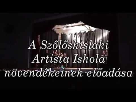 Adventi fények - Artista advent Balatonbogláron