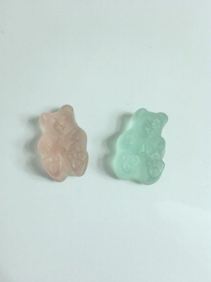 pastel jelly bear