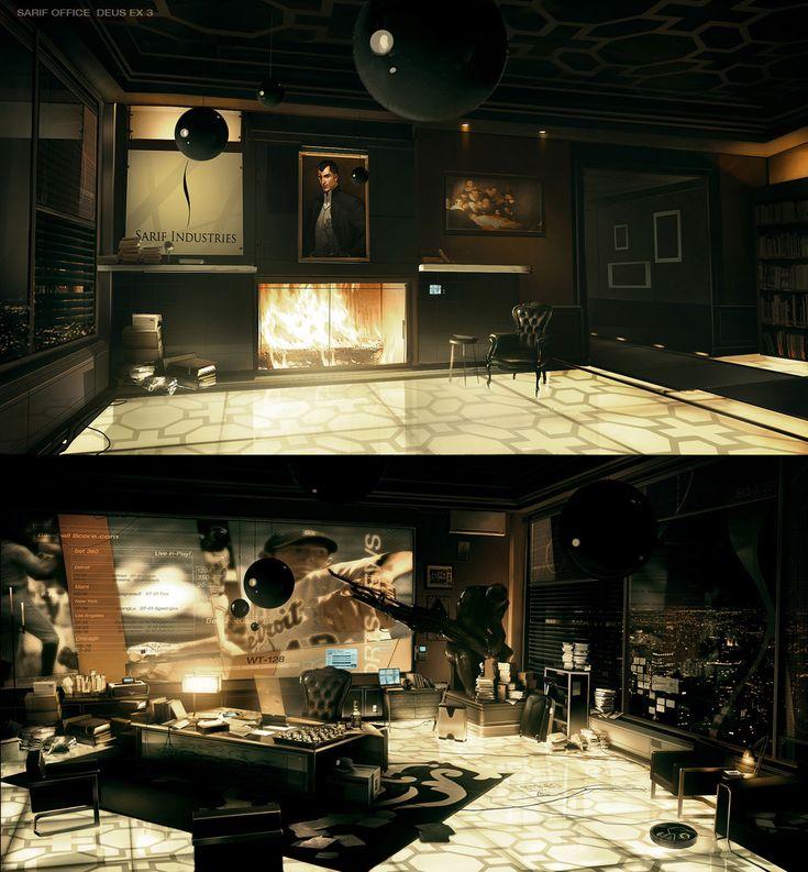 Deus Ex Human Revolution | Gryphart