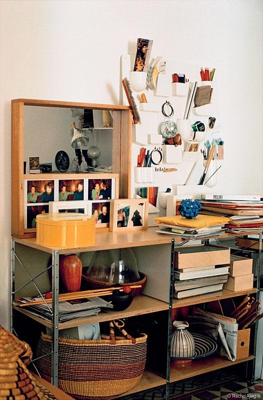 bilder eames storage unit mbel fr zuhause vitracom - Herman Miller Schreibtisch Veranstalter