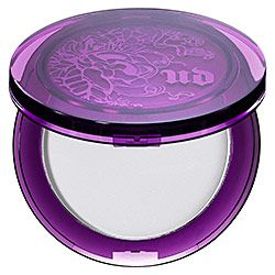 Ladies! If you have oily skin I have discovered a very helpful tool. It's Urban Decay - De-Slick Mattifying Powder - put it on after you do your makeup and use throughout the day as necessary. Goes on sheer and soaks up the oil from your face (rather than using a powder compact that will cake on the powder to hide the oil).