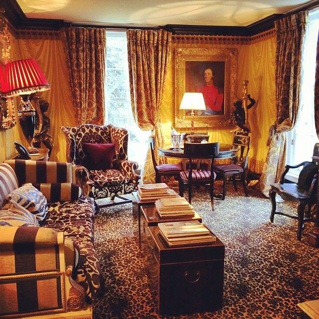 Best Romantic Hotels Scotland: Best Of Instagram: €�The Benjamin Franklin Suite At