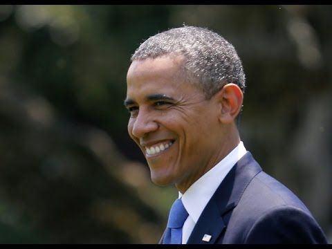 Obama's Approval Rating Is Soaring