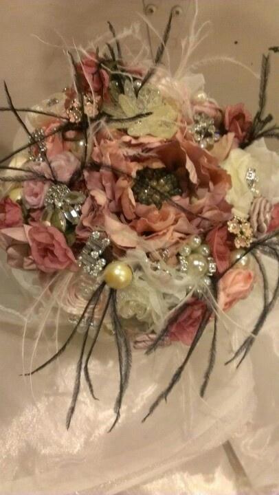 Created by LeeJames vintage petals. $175.00