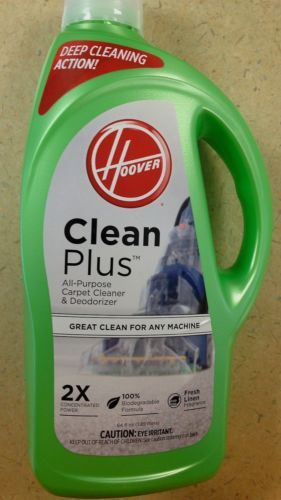Hoover-Clean-Plus-Carpet-Shampoo-64oz-2x-Concentrate-Formula