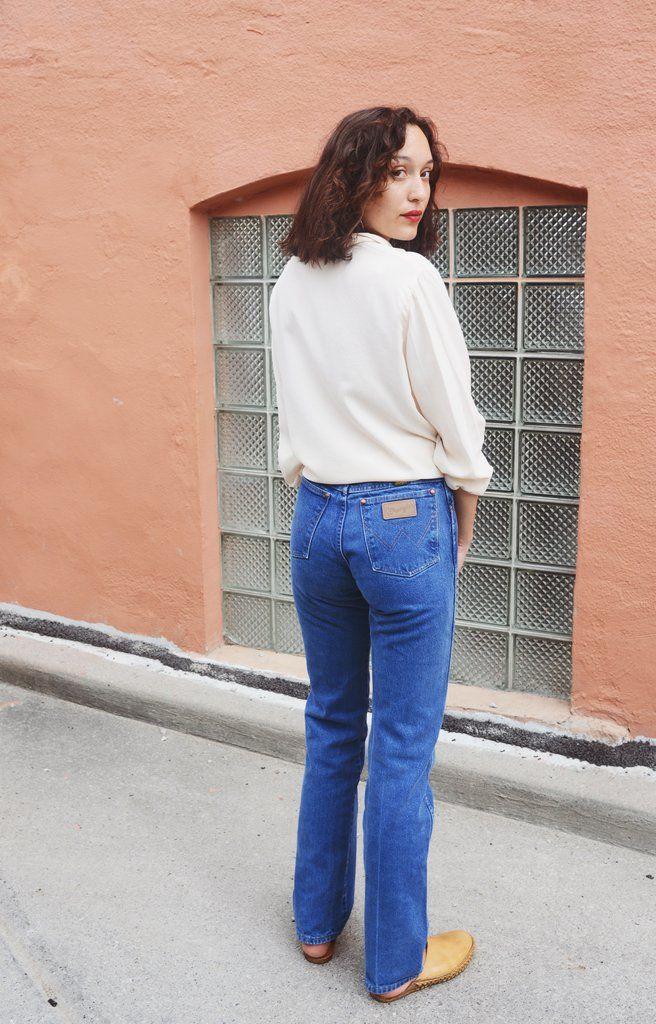 Vintage Wrangler Jeans Dark Wash