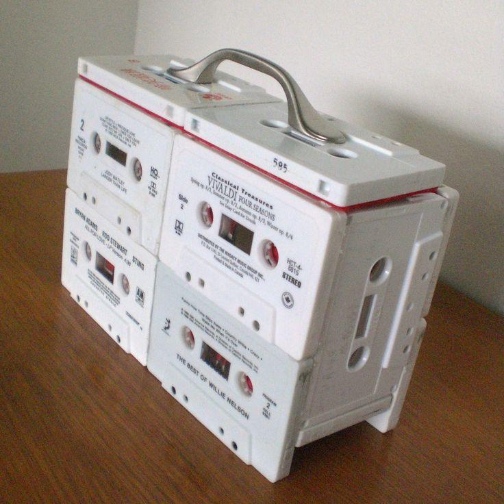 how to make a mixtape cassette