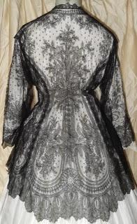 1860s Lace Jacket